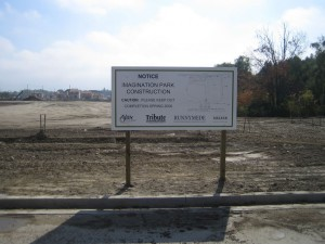 Ground Mounted Sign